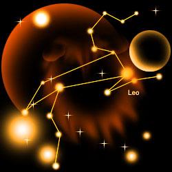 獅子座 Leo